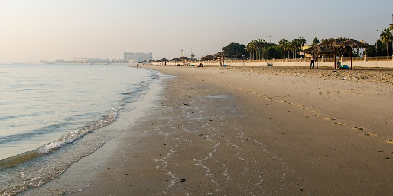 Jubail A city with many names  img