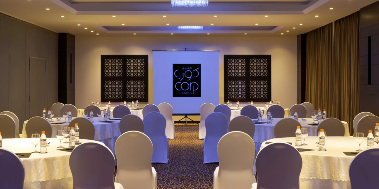 CORPORATE MEETINGS AT CORP HOTELS