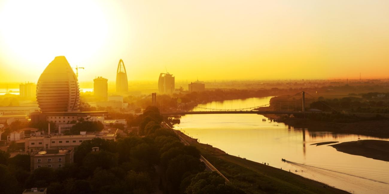 NILE STREET EWA Khartoum