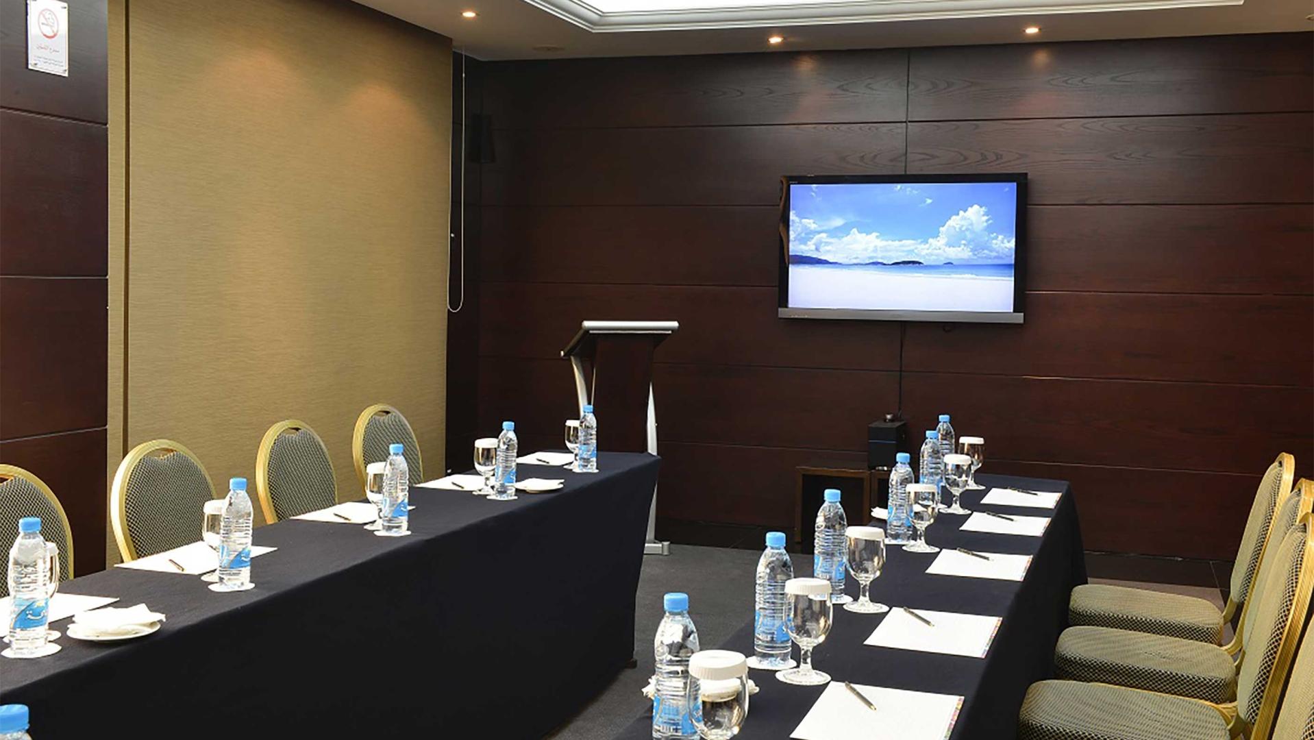 Coral Beirut Al Hamra Hotel Meeting Room