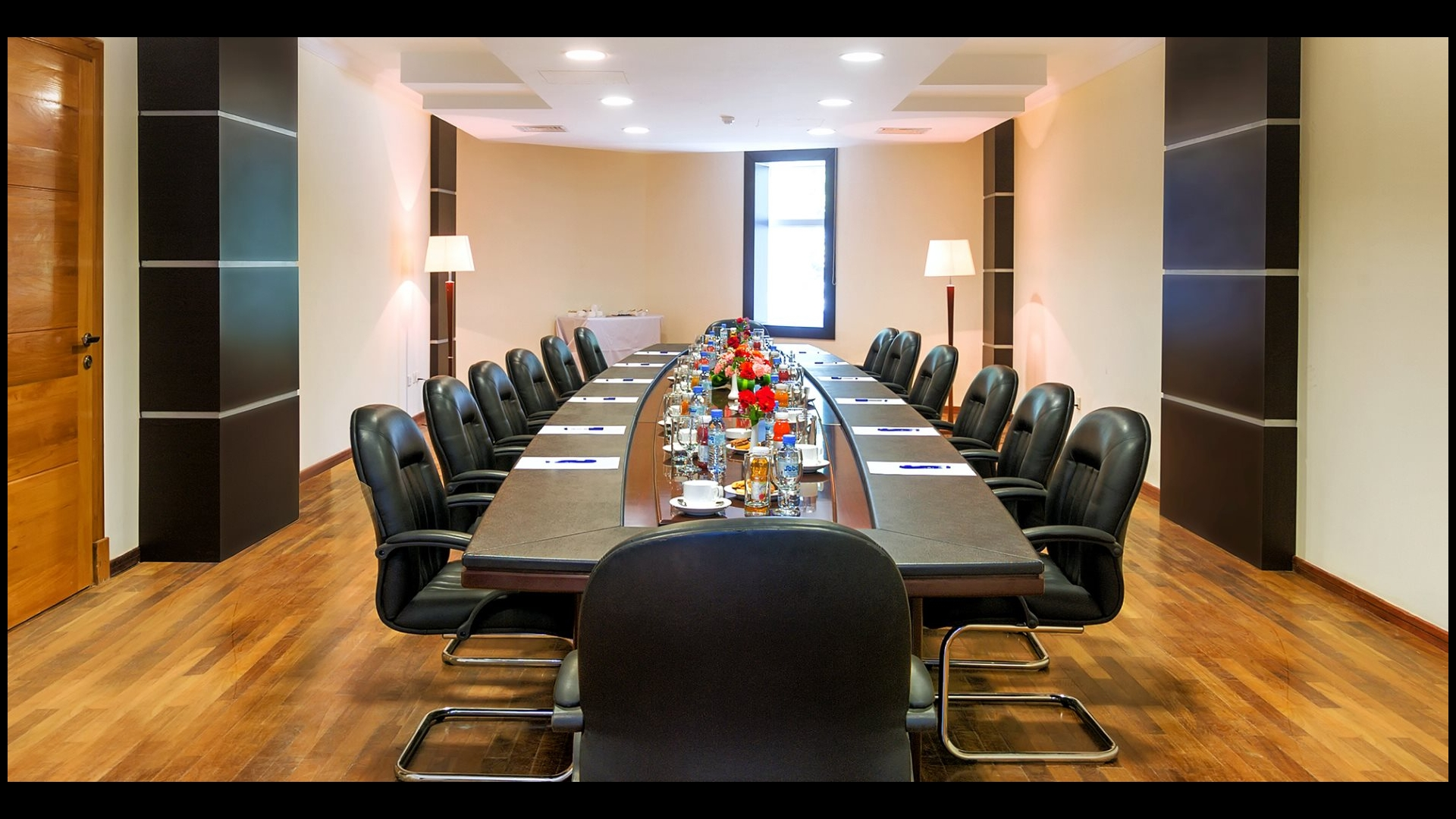 EWA Khartoum Hotel Meeting Room