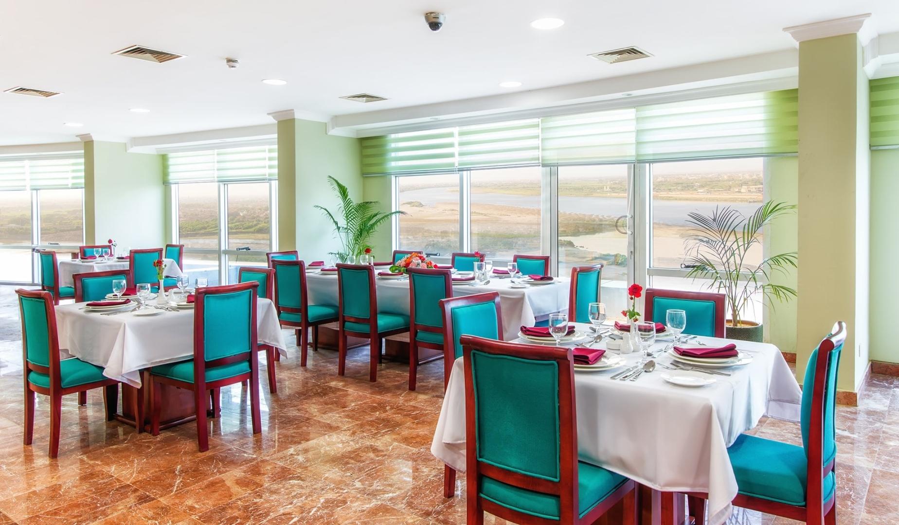 Ewa Khartoum Hotel & Apartments Restaurants