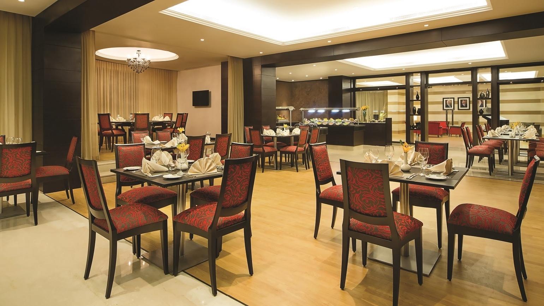 المطاعم في فندق كورب عمان