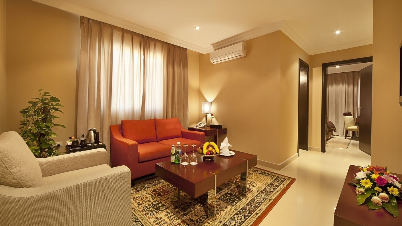 Deluxe Room Coral Jubail Hotel