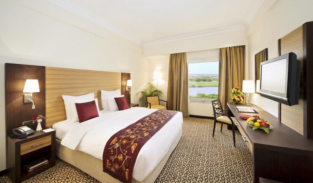 Deluxe Room Coral Khartoum Hotel