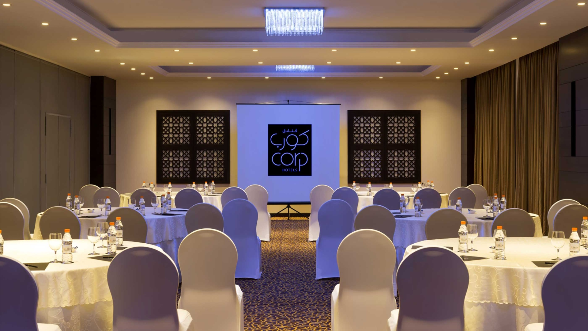 Events at Corp Amman Hotel