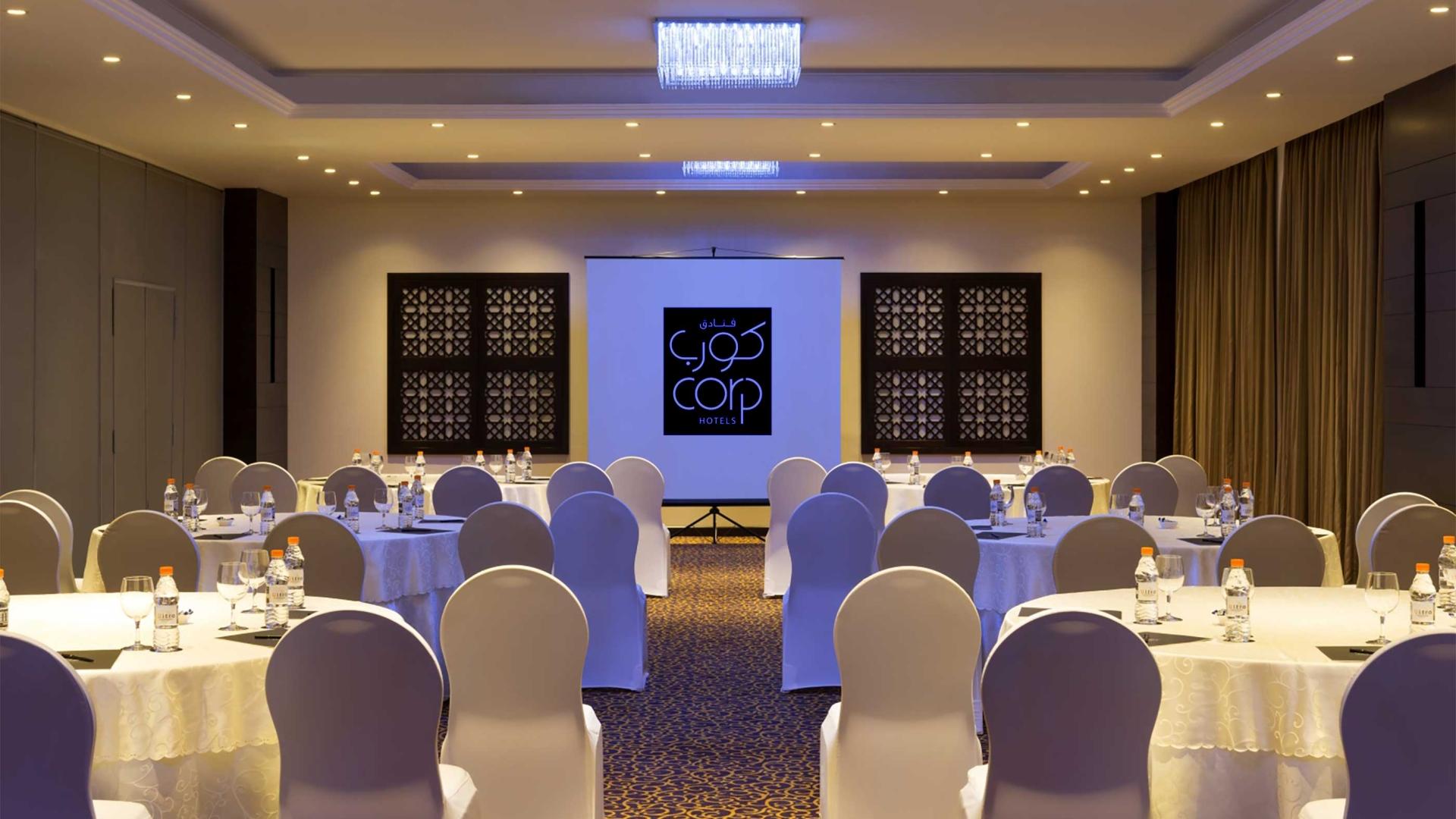 المناسبات في فندق كورب عمان