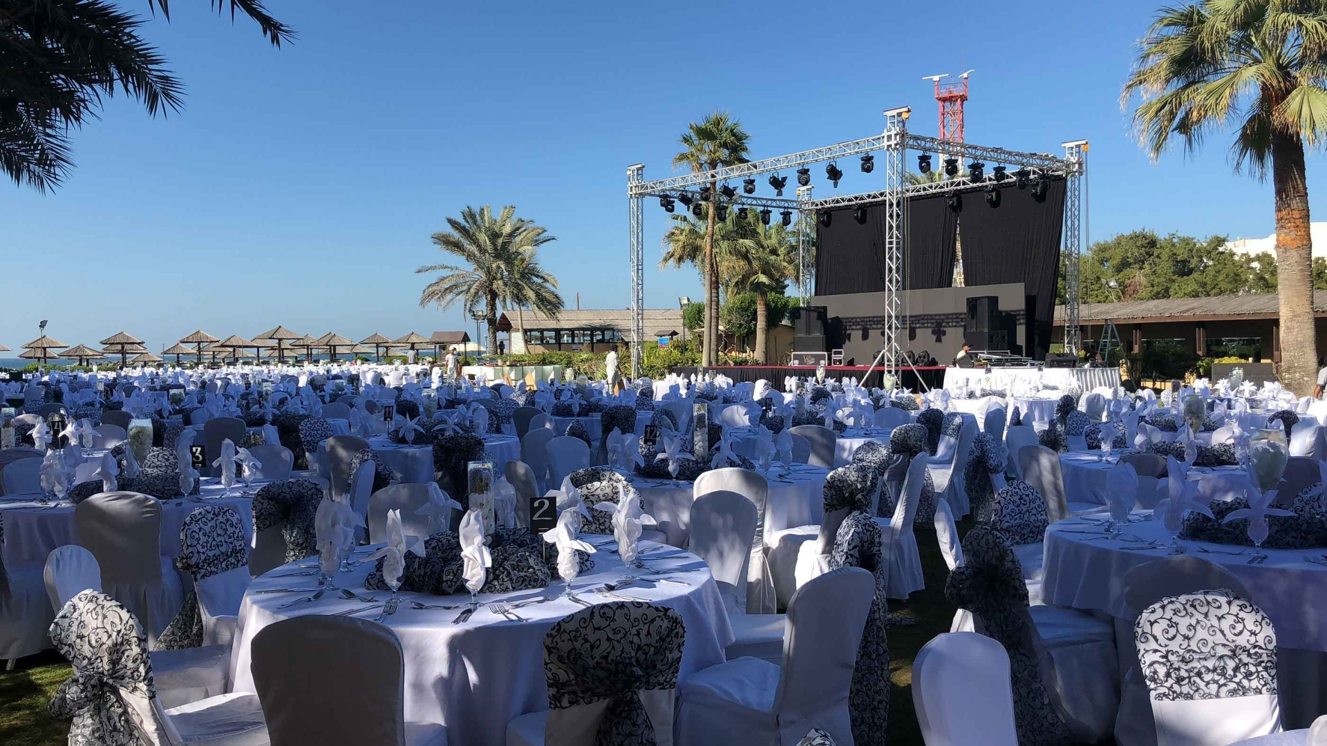 Coral Beach Resort Sharjah Hotel Events