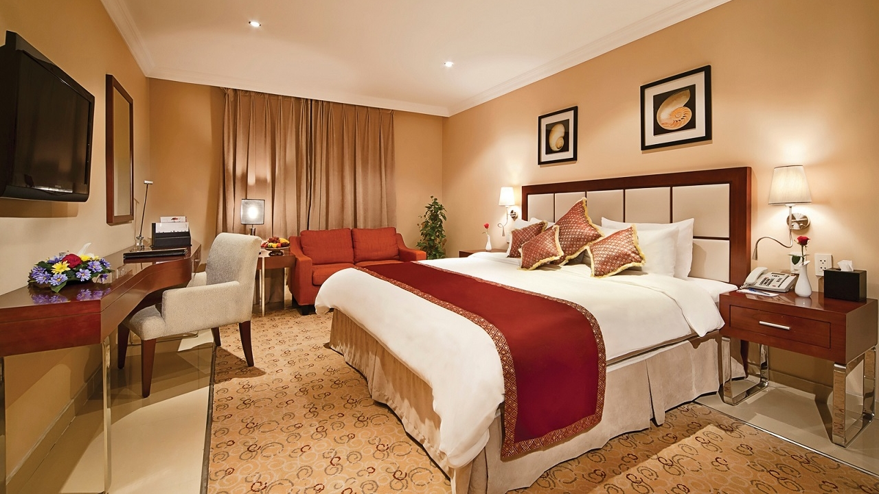 CORAL JUBAIL HOTEL banner image