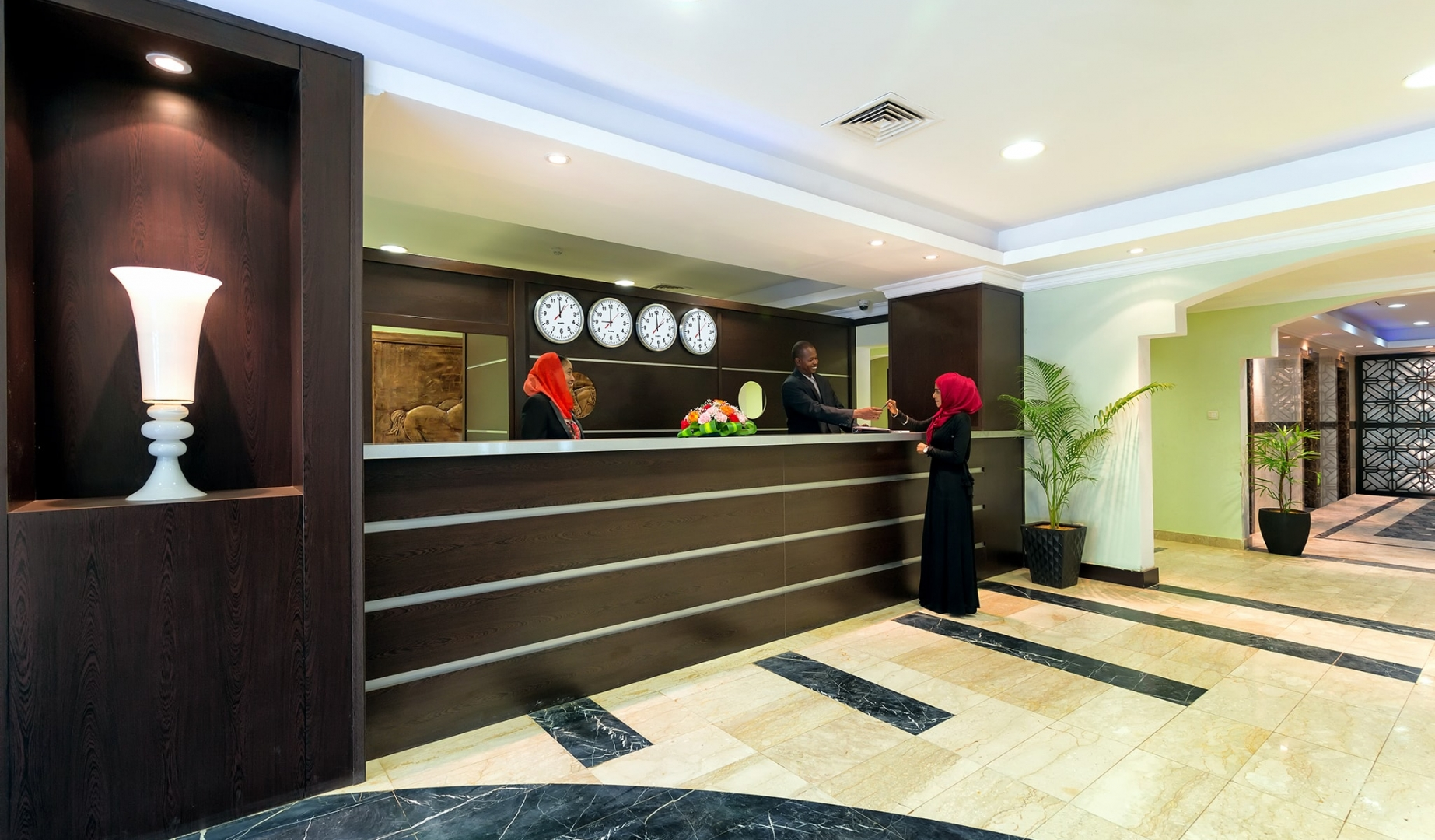 Ewa Khartoum Hotel & Apartments Contact Us