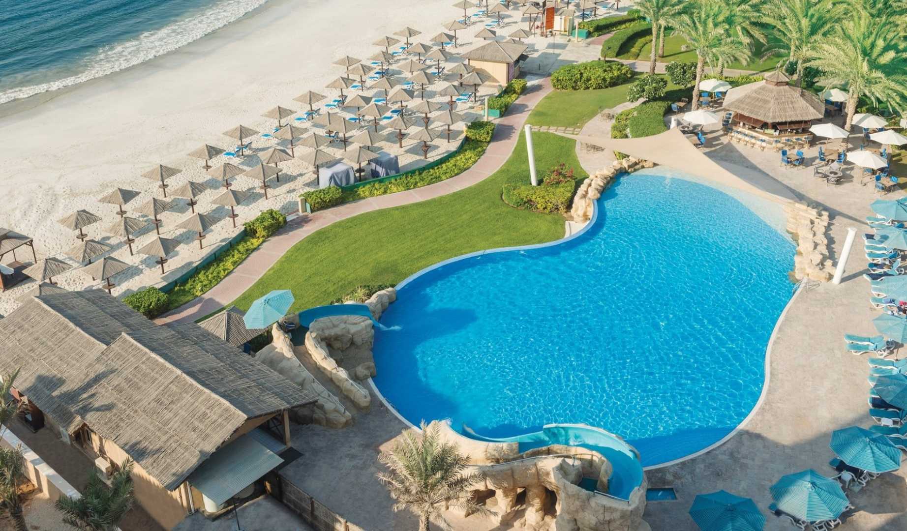 Coral Beach Hotel Sharjah