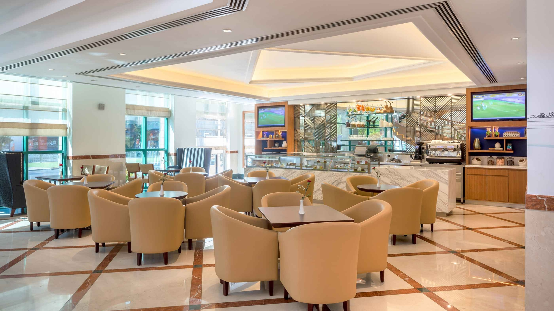 Coral Dubai Deira Hotel Restaurants