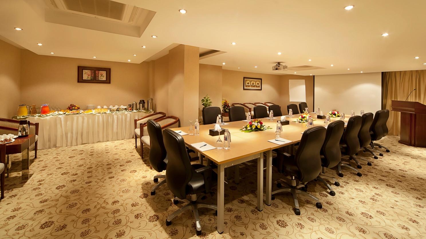 Coral Jubail Hotel Majlis Room