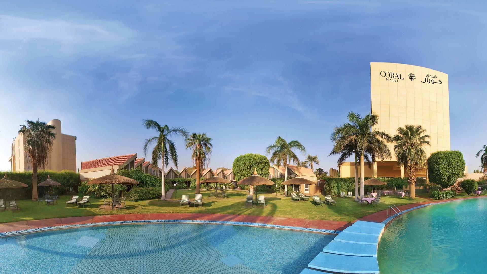 Coral Khartoum Hotel Facilities