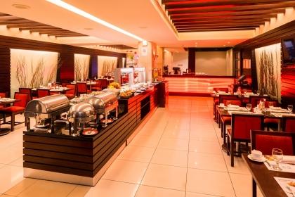 EXPLORE YOUR TASTE BUDS CORAL BEIRUT AL HAMRA HOTEL