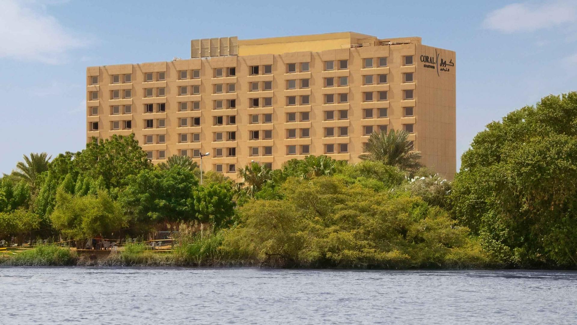 Coral Khartoum Exterior