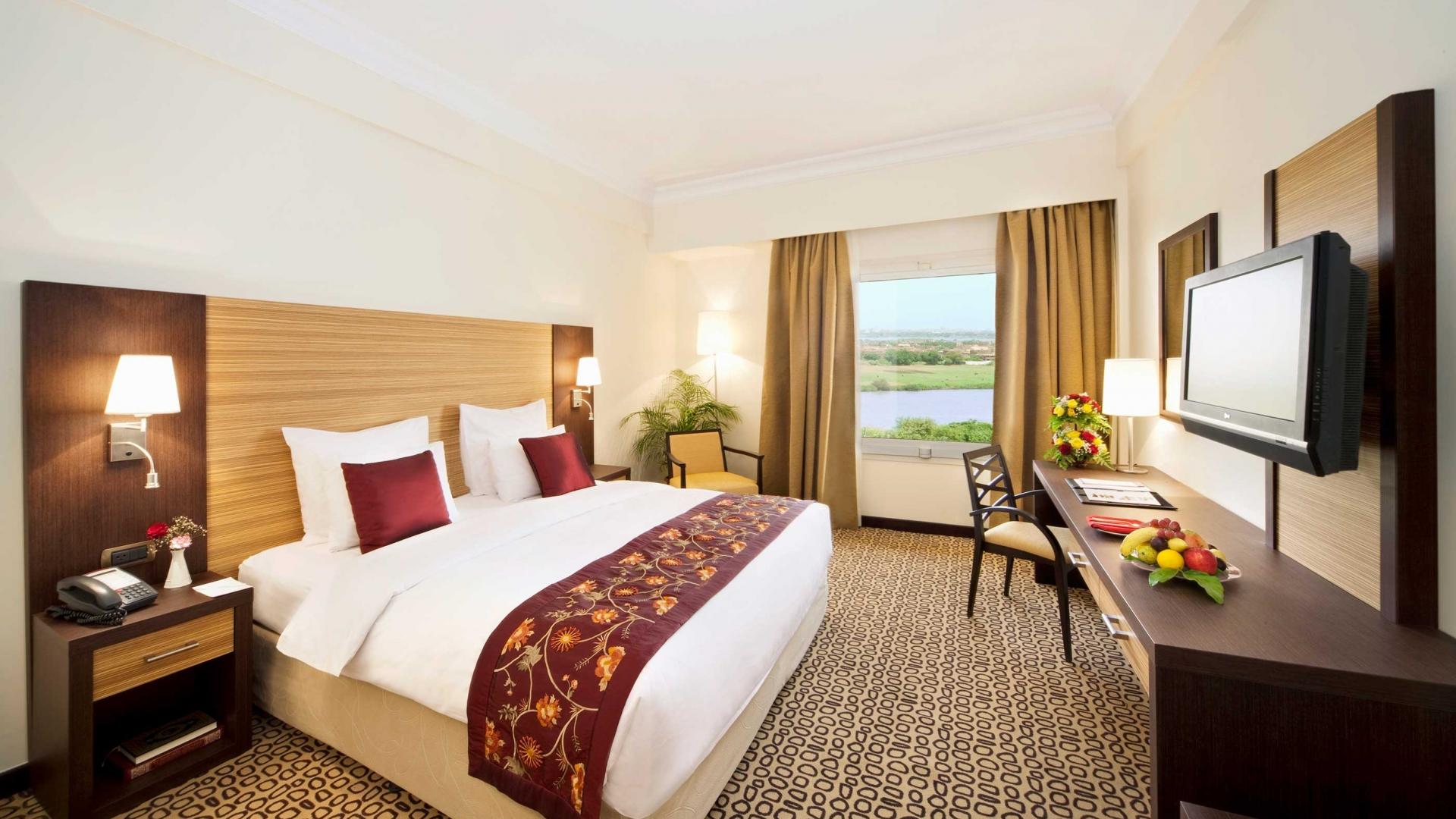 Coral Khartoum Bedroom