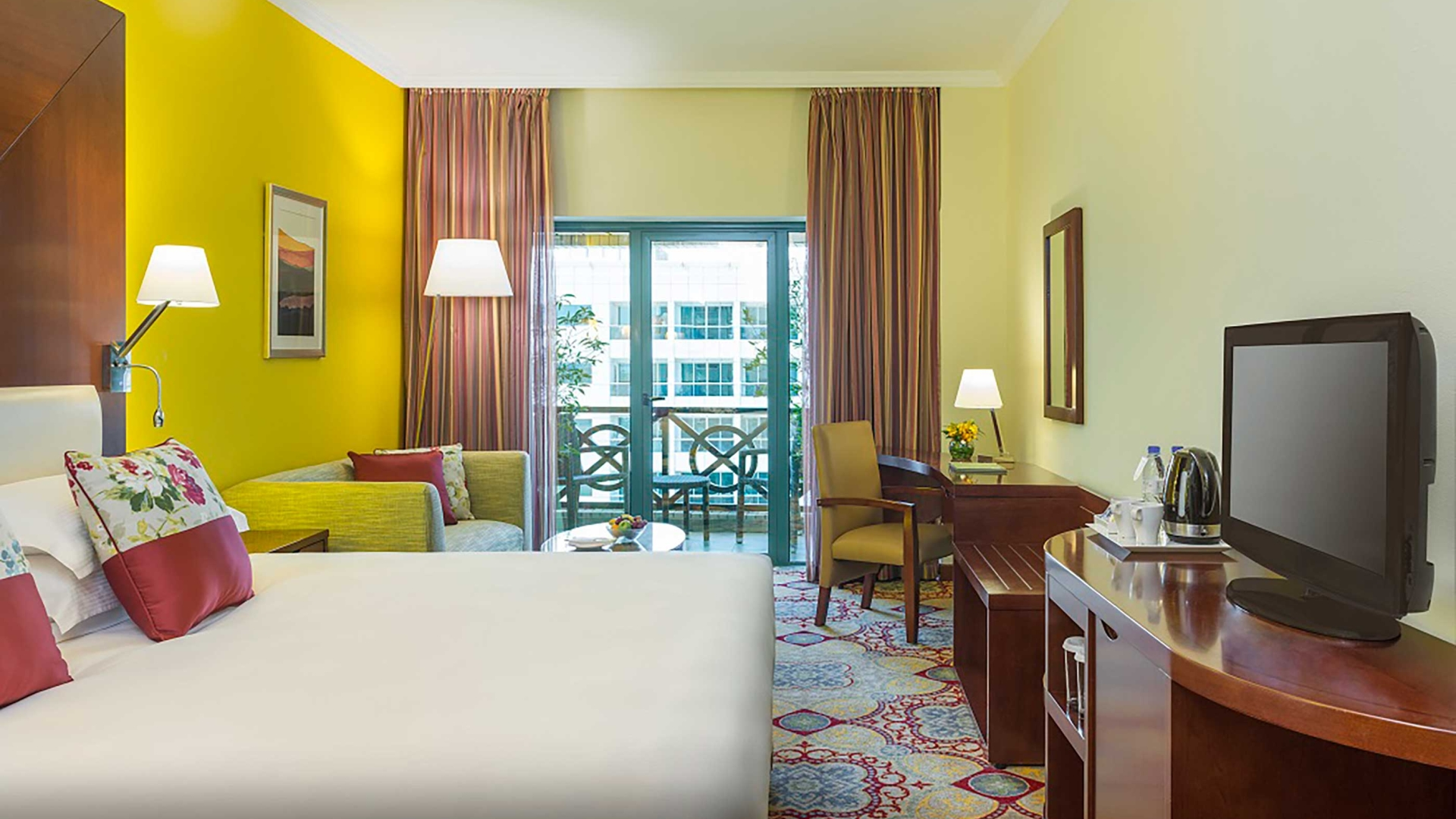 room Coral Dubai Deira