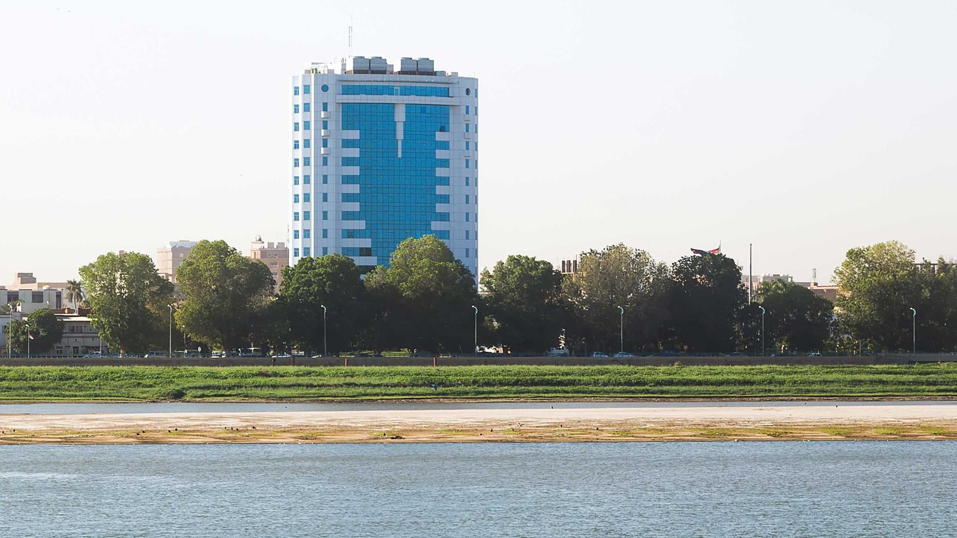 EWA Khartoum  Exterior