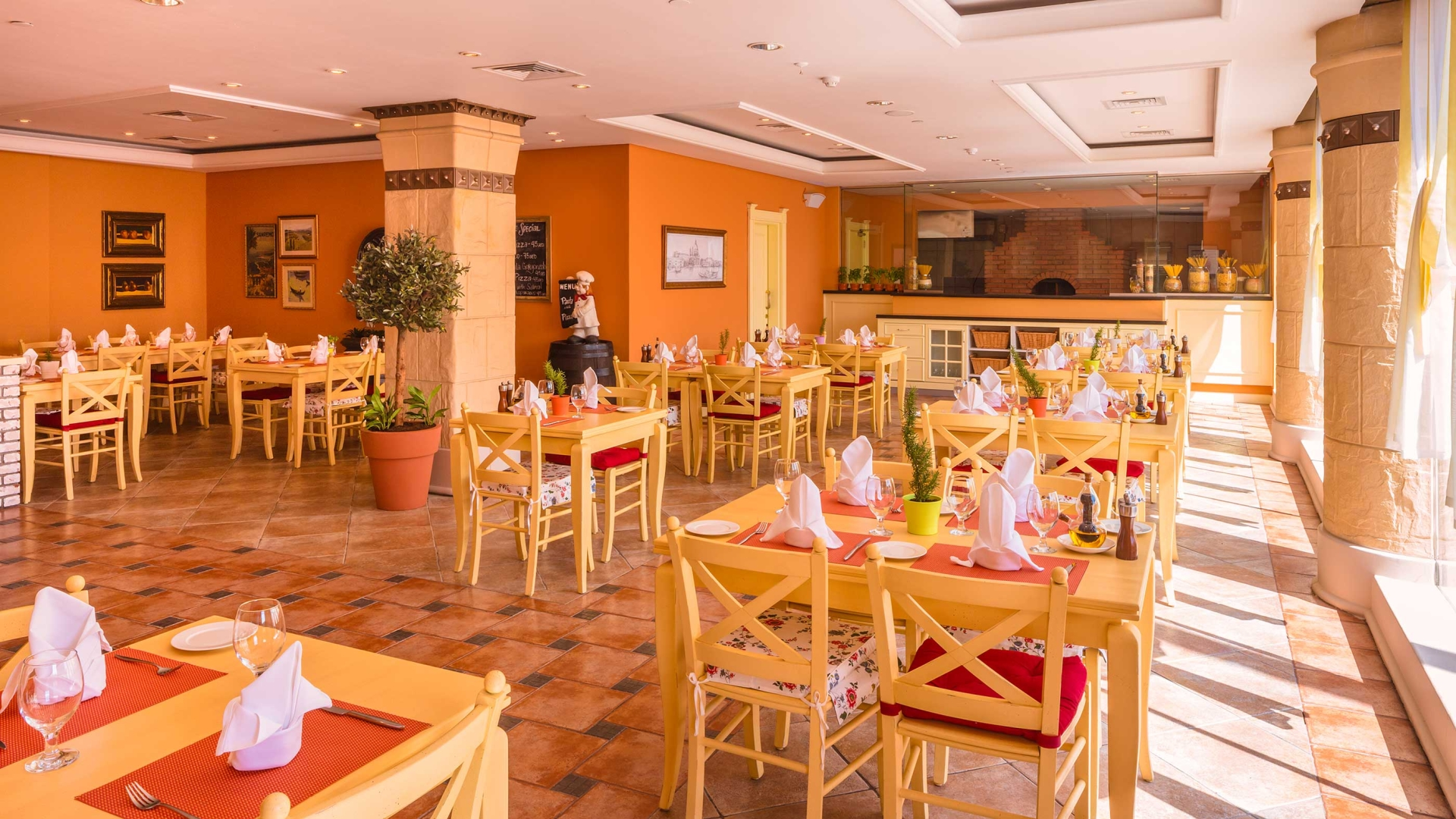 restaurant Coral Beach Resort Sharjah