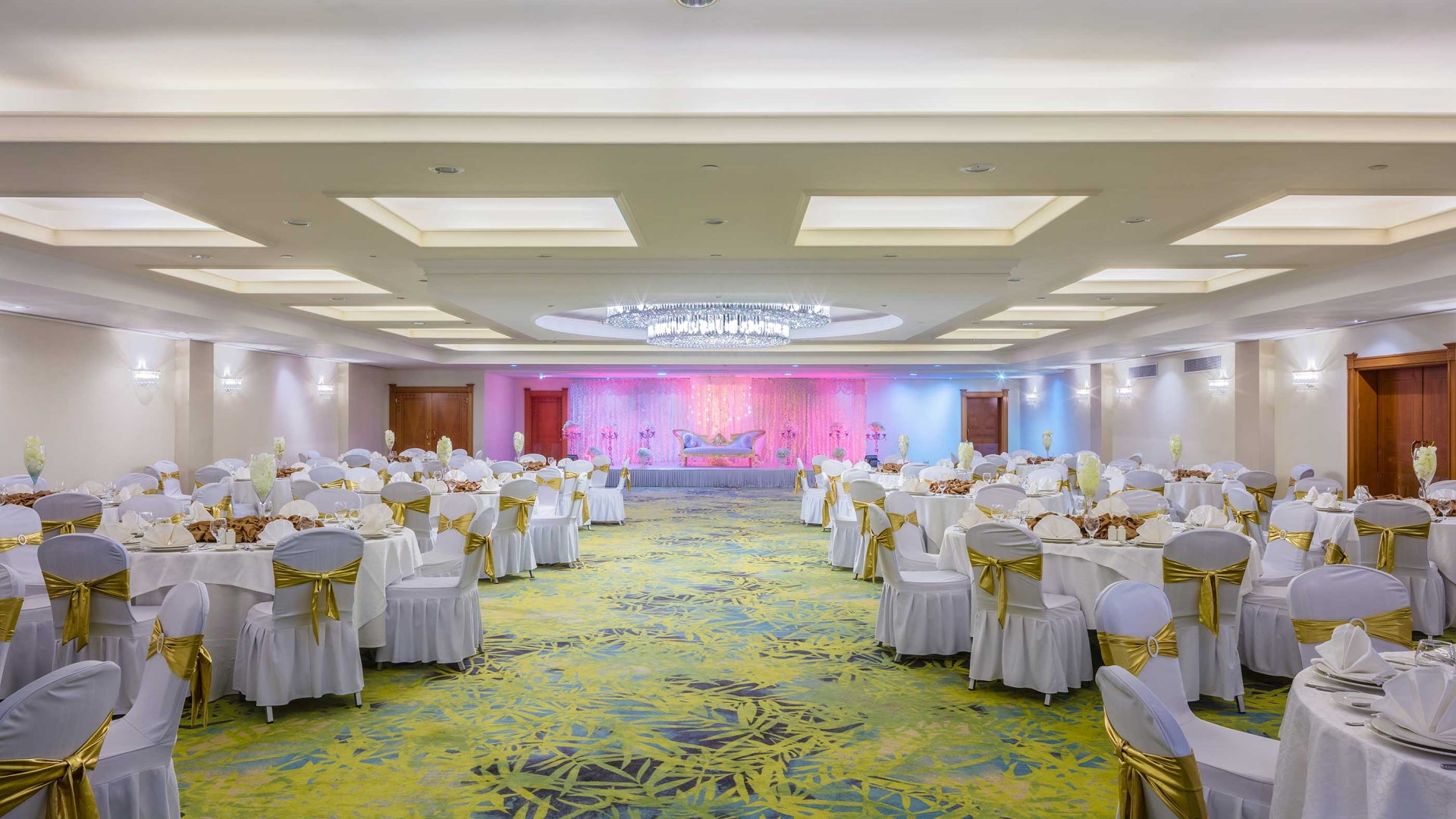 wedding hall Coral Beach Resort Sharjah