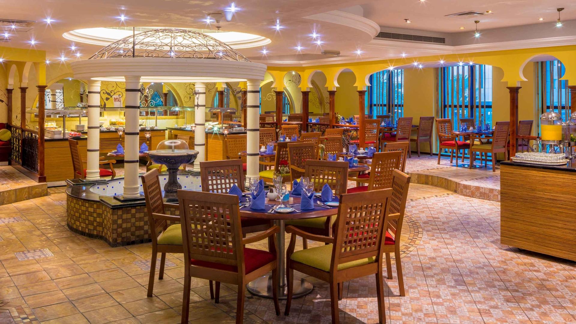 dining Coral Dubai Deira