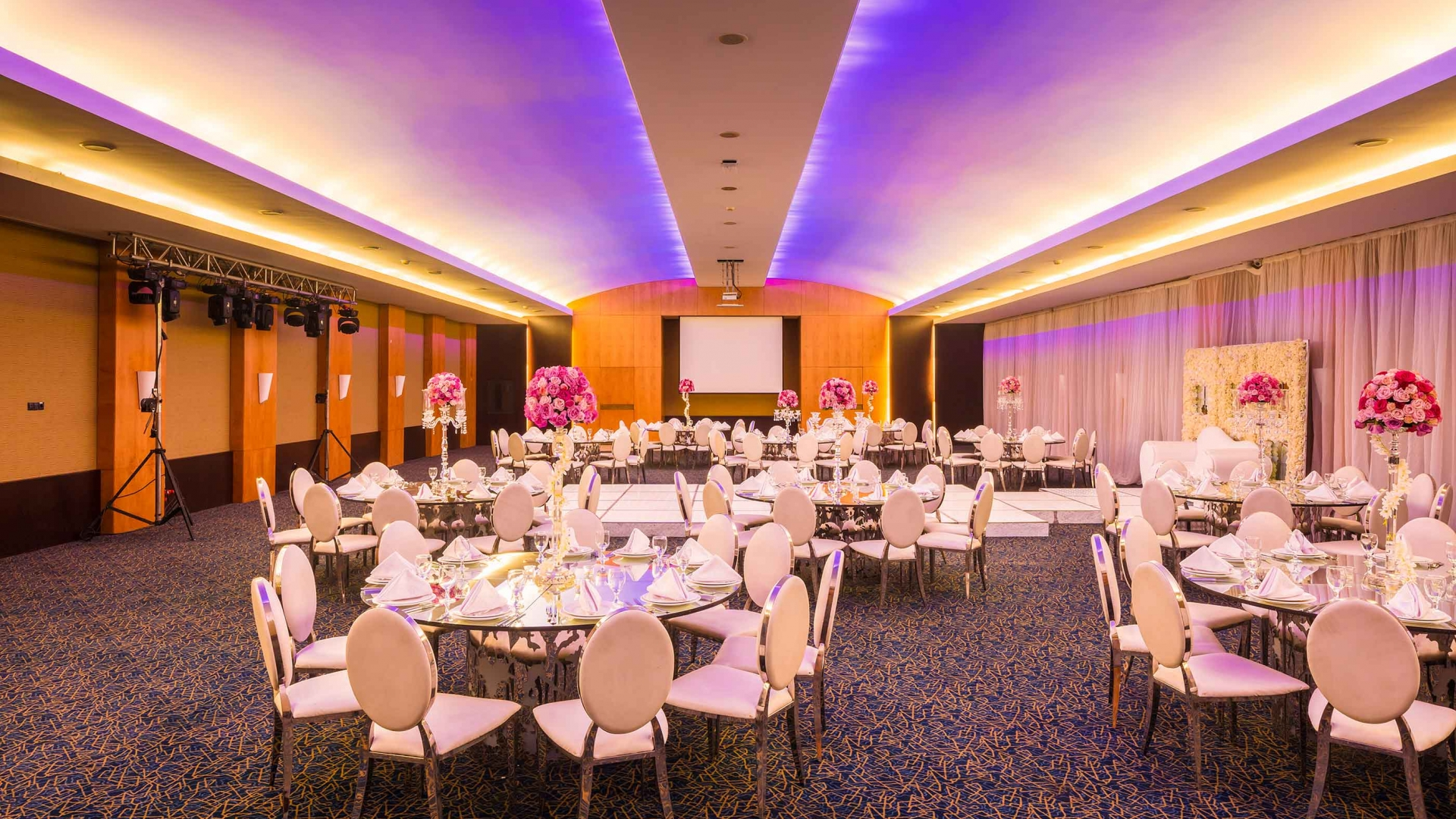 Coral Beirut Events Hall 2