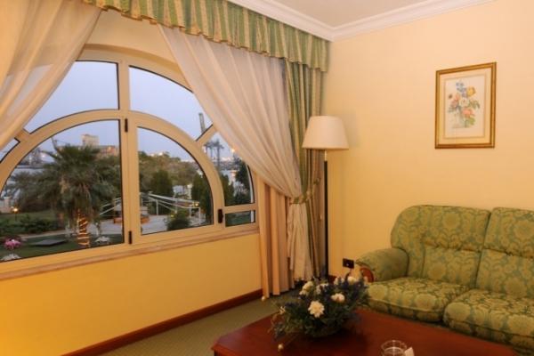 Coral Port Sudan Presidential Suite Living Room