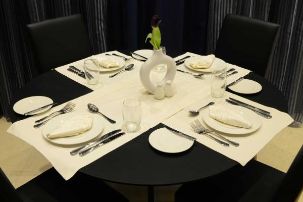 Coral Beirut Ambassador Suite Dining