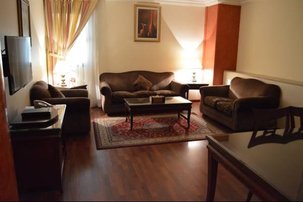 Coral Al Ahsa Executive Suite