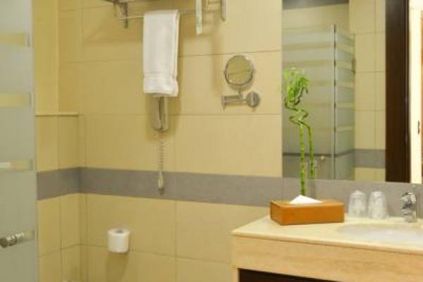 Coral Beirut - Business Suite bathroom 1