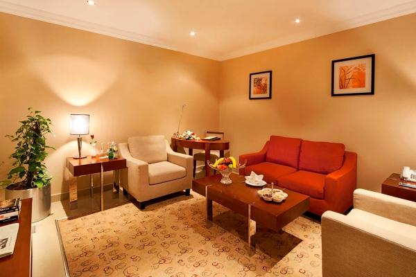 Coral Jubail Grand Suite Living Room