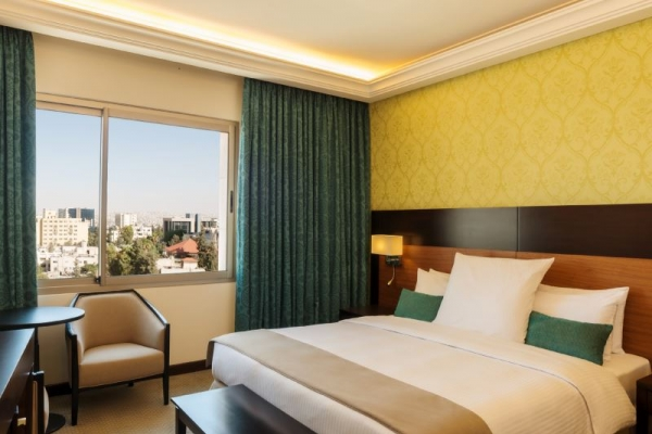 Corp Amman - Deluxe Room 1