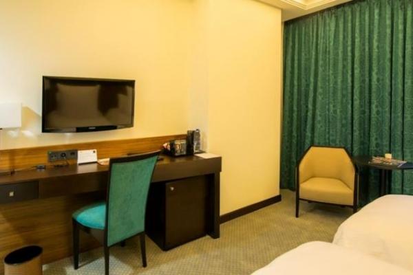 Corp Amman - Deluxe Room 2