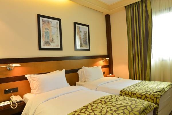 Coral Beirut Deluxe room 6
