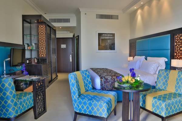 فندق باهي قصر عجمان - غرفة ديلوكس 1