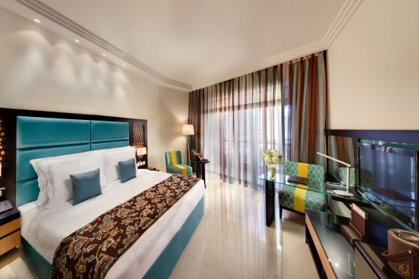 فندق باهي قصر عجمان - غرفة ديلوكس 2