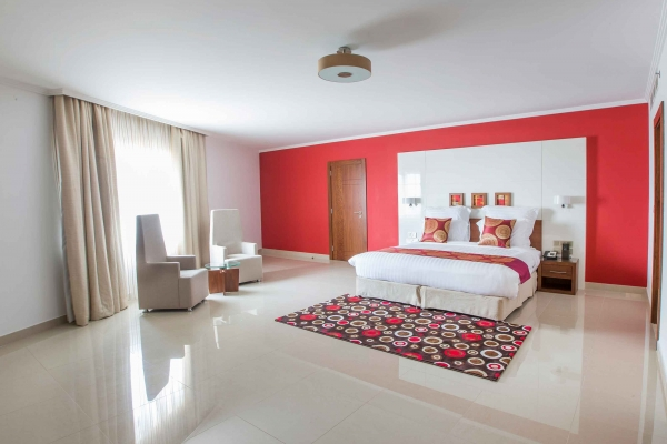 Coral Muscat One-Bedroom Deluxe Bed Room