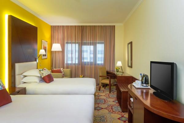 Coral Dubai Deira Hotel  Family Room side view
