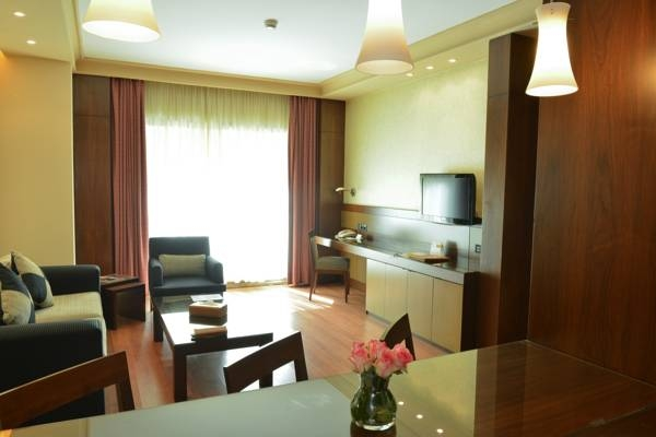 Coral Beirut  Executive Suite Room 2