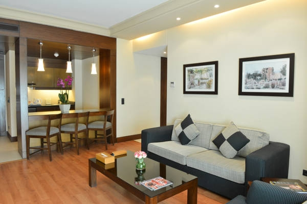 Coral Beirut  Executive Suite Room 4