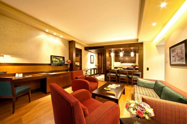 Coral Beirut Family suite 3