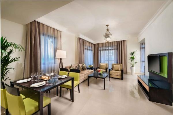 فندق قصر باهي عجمان جراند ديلوكس صالة