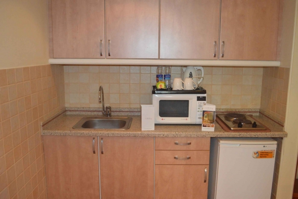Coral Al Ahsa Junior Suite Kitchen