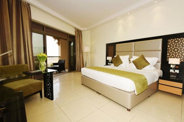 Bahi Ajman Palace Hotel One Bedroom Residence Bedroom