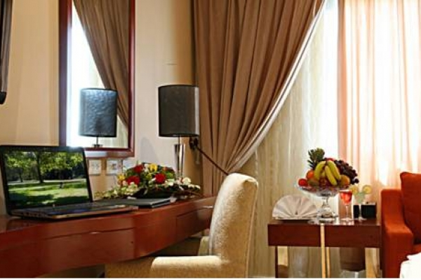 Coral Jubail Hotel Standard Room View