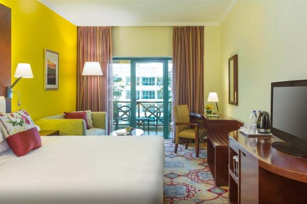 Coral Deira Club Room