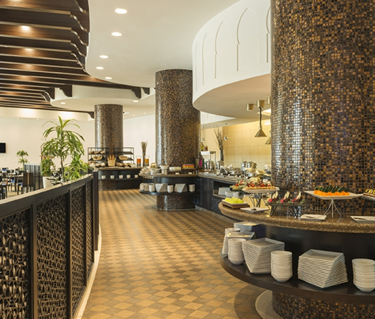 Bahi Ajman Palace All Day Dining