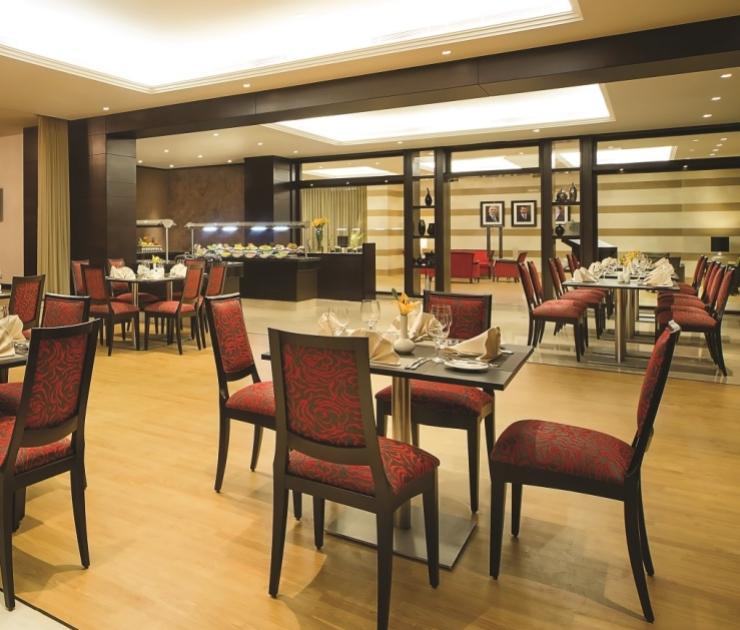 Corp Amman Hotel Le Boulevard Restaurant