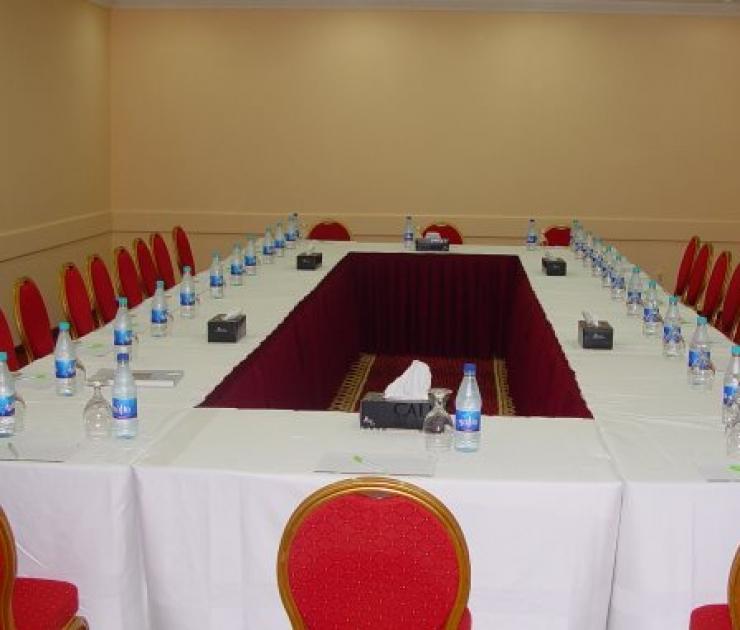 Coral Khartoum Hotel Corporate Meeting